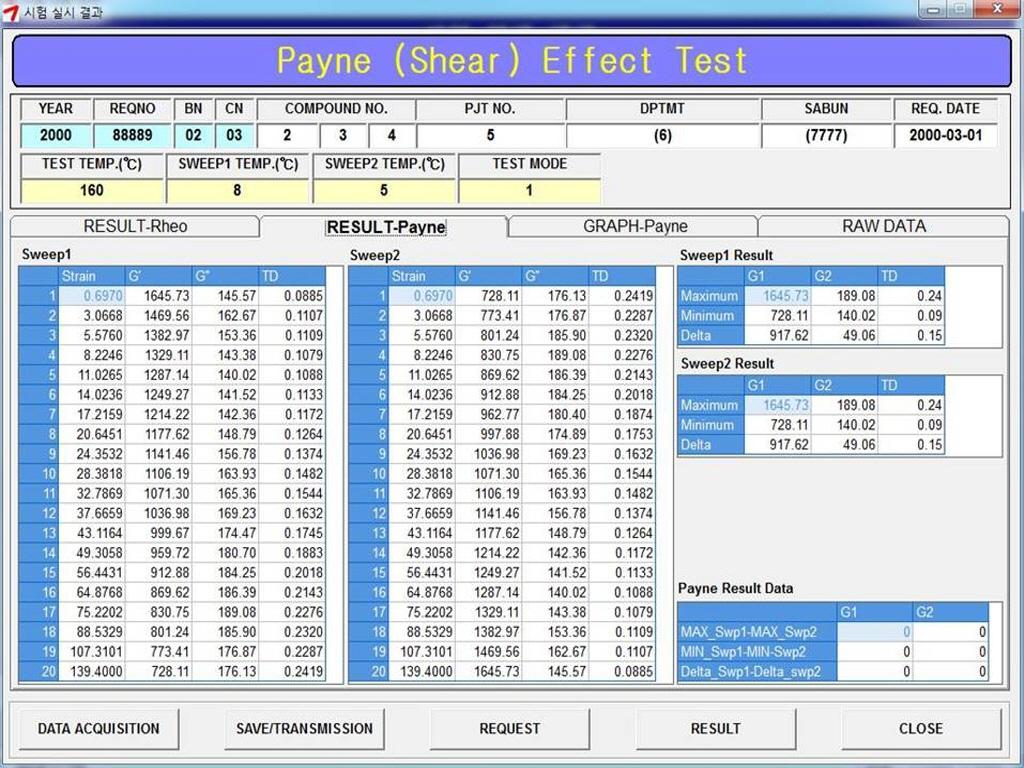 중앙연구소 MDR-3000 시험기 LAS 개발 / 아시아나IDT(주)